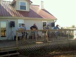 Pickin on the Porch