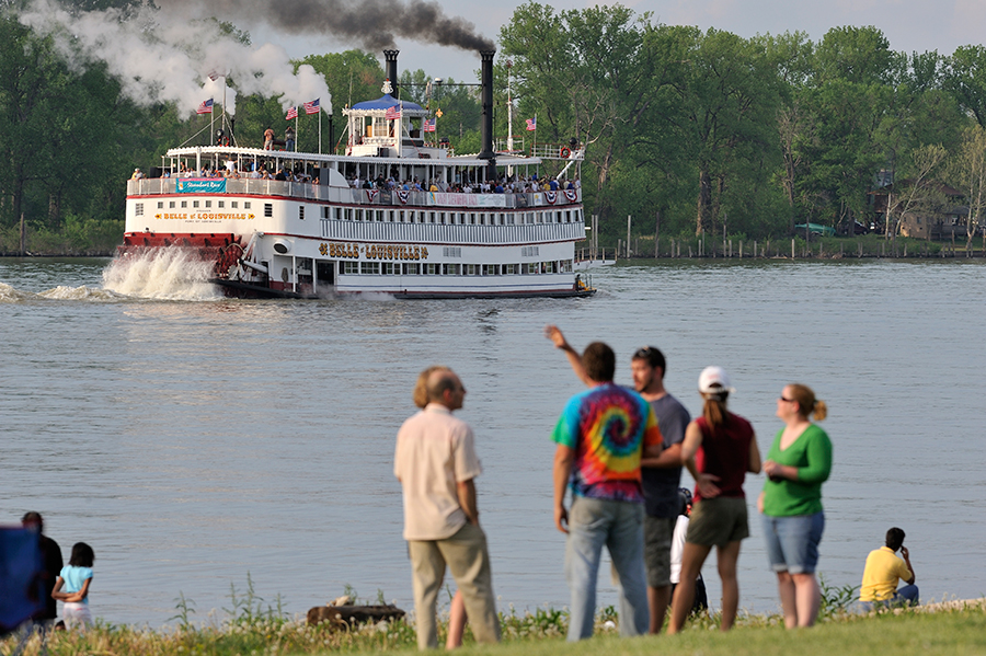 Kentucky Derby Festival Great Steamboat Race